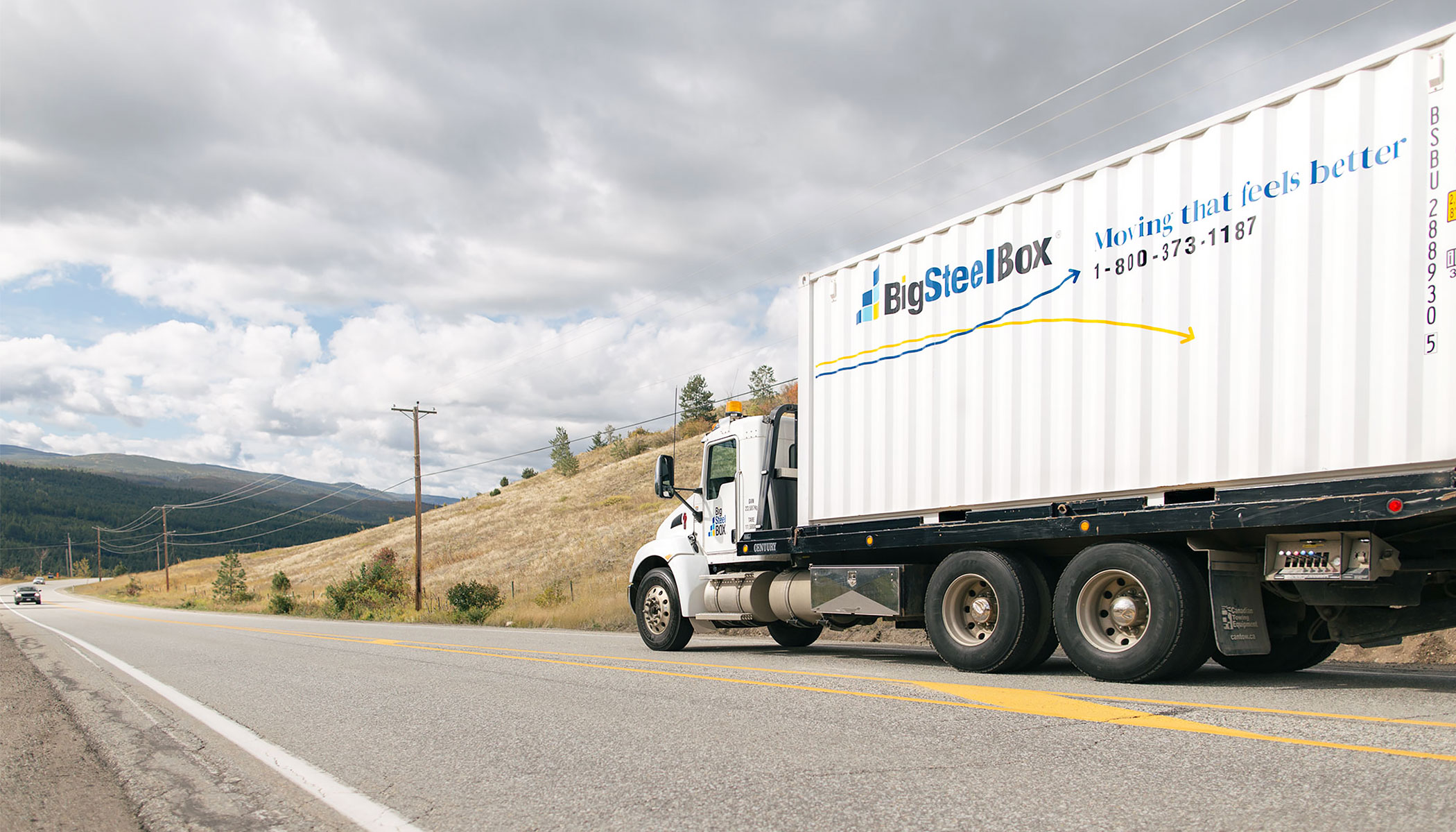 BigSteelBox Moving Truck - COVID-19 Safety