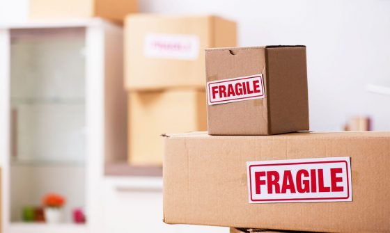 Tips for packing fragile, valuable and odd shaped items for moving